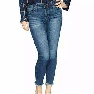 Kut from the Kloth jeans Connie Ankle Skinny 10 A2